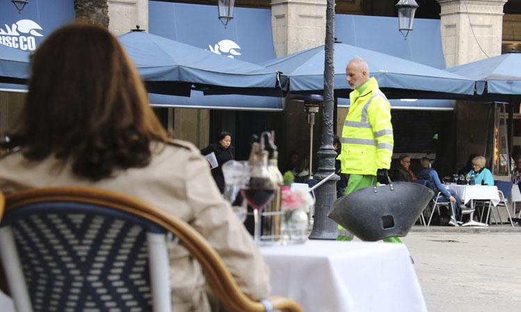 Gremi de Restauració: 2 de cada 3 locals amb terrassa encara no obriran
