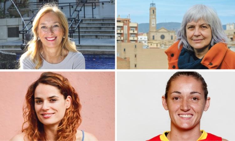 Esquerdant el sostre de vidre: parlen quatre dones referents