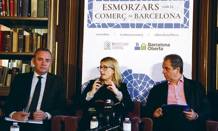 """Artadi acusa l'Ajuntament de """"no escoltar el sector privat"""""""