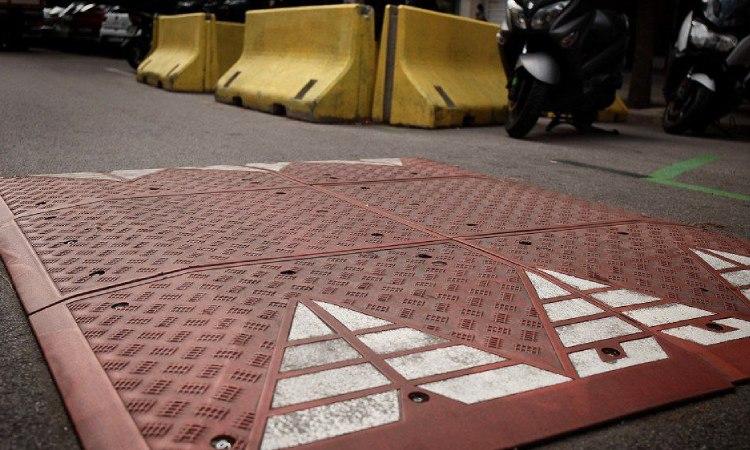 Ciutadans insisteix en la retirada dels coixins berlinesos que redueixen la velocitat