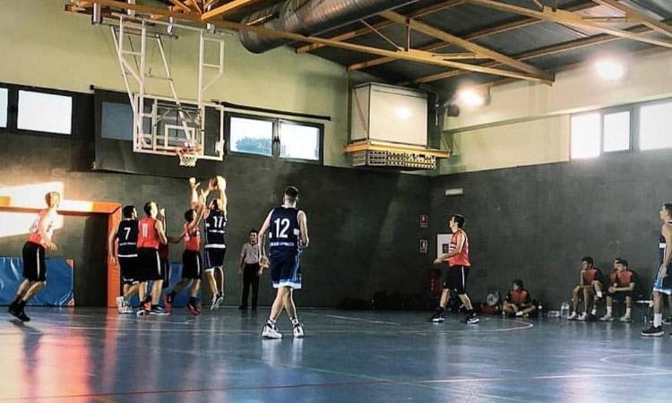 Els Escolapis jugaran la Copa Federació de bàsquet