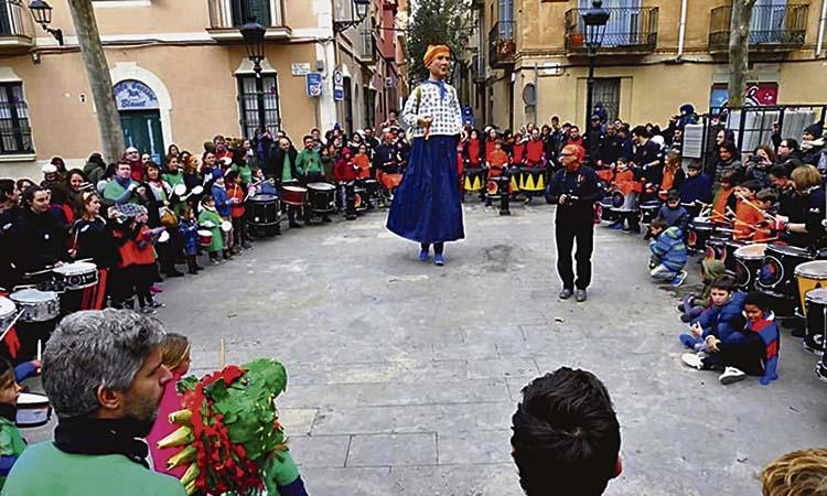 Sarrià es prepara per celebrar una nova edició de la seva festa d'hivern