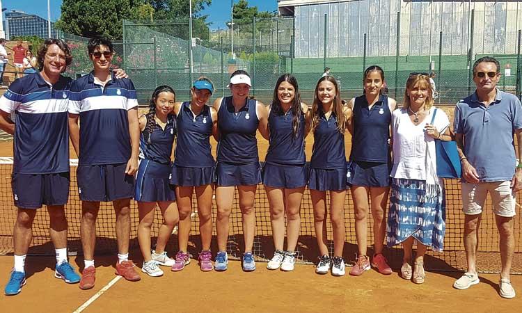 El CT Barcino, campió de Catalunya cadet femení