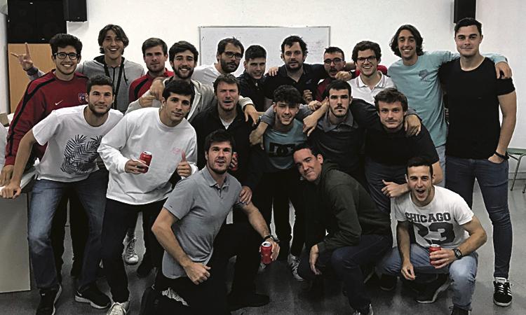 El CP Sarriàtanca un gran curs i es manté a Segona Catalana