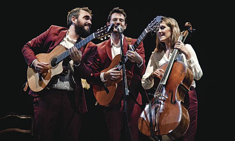 Guillem Roma demostra el seu talent al Teatre de Sarrià