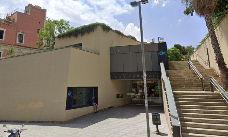 Reobre la Biblioteca Sant Gervasi-Joan Maragall