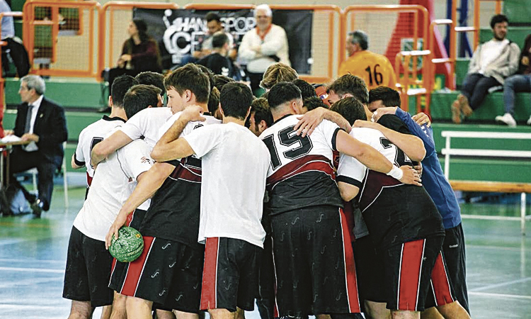 Descens amarg: l'Handbol la Salle baixa a la Lliga Catalana
