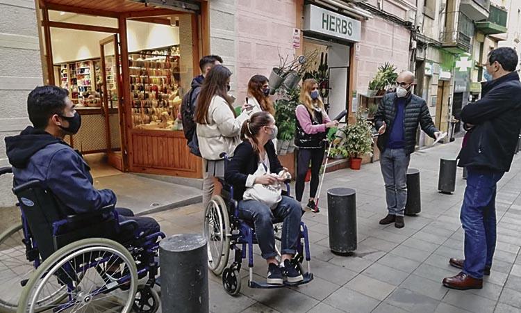 Nou pas del comerç local per ser més inclusiu i accessible