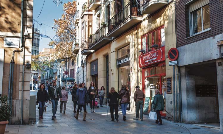 El districte ha guanyat més de 600 locals comercials en 4 anys