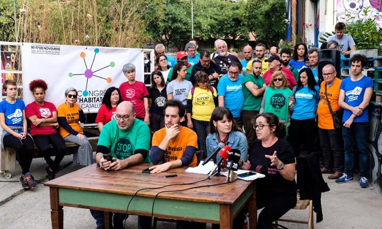 Compte enrere per al primer Congrés d'Habitatge de Catalunya
