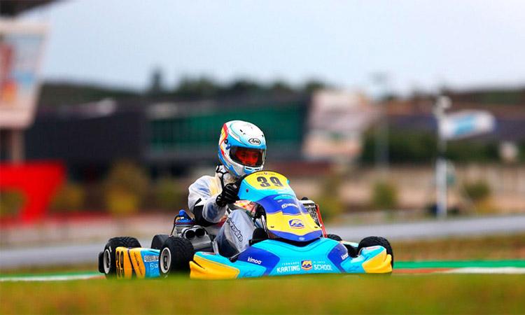 El sarrianenc Pepe Martí completa una gran actuació al Mundial de Karting