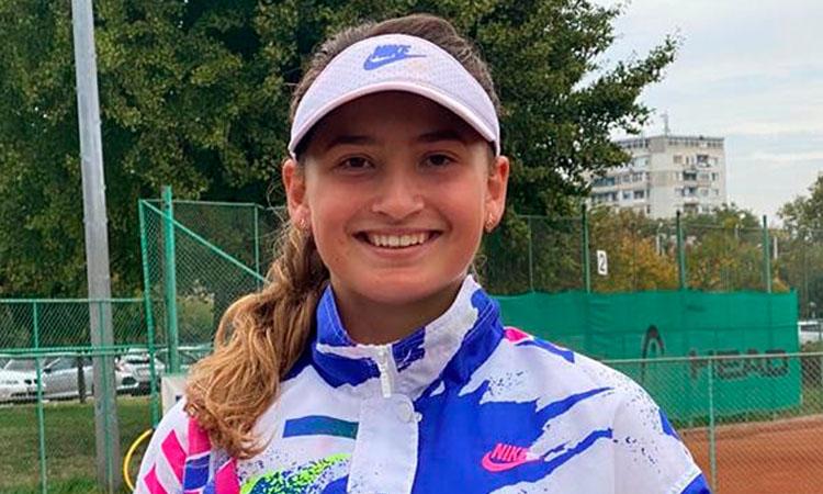 Jiménez, del Barcino, guanya l'ITFInternacional de Plovdiv
