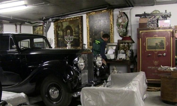 Recuperades 474 obres de la col·lecció de Muñoz Ramonet