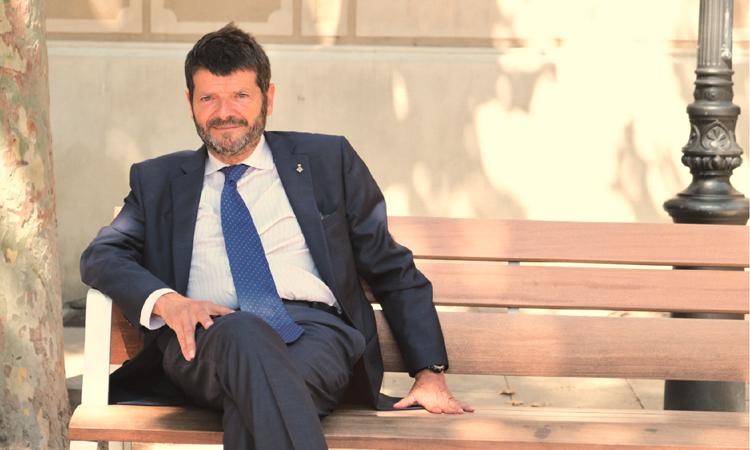 """Albert Batlle: """"El mandat passat el districte va estar desatès"""""""
