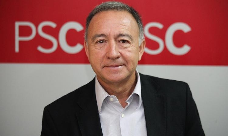 L'alcalde Antoni Poveda serà senador autonòmic del PSC