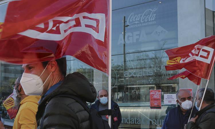 Coca-Cola vol acomiadar 50 treballadors de la seu d'Esplugues