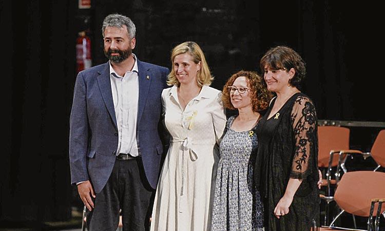 Junts per Sant Just i Alcaldia Republicana trenquen el grup municipal