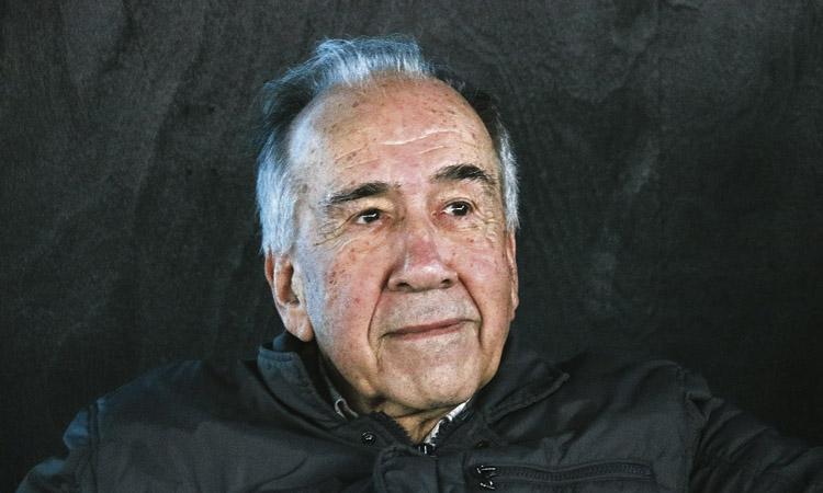 Joan Margarit rep el premi Cervantes per la seva carrera