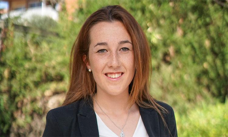 Alicia Murciano és la nova regidora del PSC de Sant Just