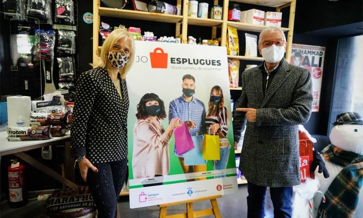 Impuls d'Esplugues i Sant Joan al comerç local