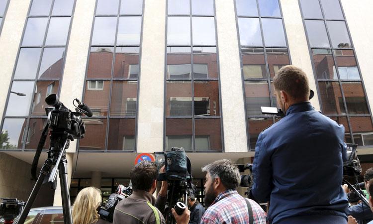 Tots els partits d'Esplugues rebutgen perdre els jutjats de violència masclista
