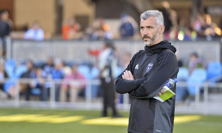 El santjustenc Àlex Covelo, cervell futbolístic dels San Jose Earthquakes
