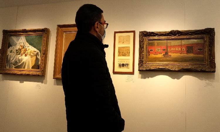Sant Joan Despí acull una exposició de la Sala Parés