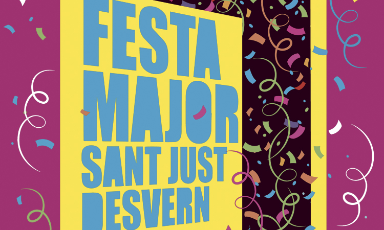 Música i activitats al carrer per la Festa Major de Sant Just