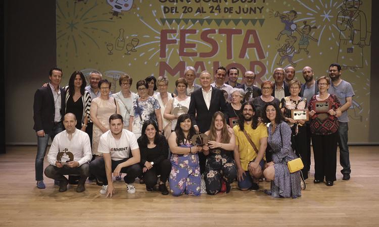 Els Premis Despí reconeixen la qualitat del Forn de la Plaça