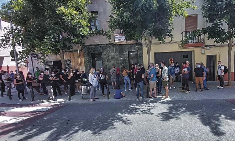 Bars i restaurants de Sant Joan volen més espai per a terrasses