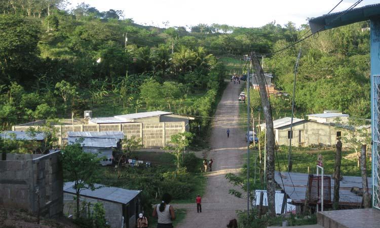 L'ajuda de Sant Just a Nicaragua es complica