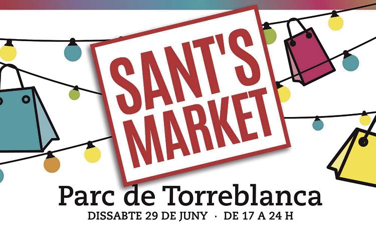 Sant Just, Sant Joan i Sant Feliu treuen el seu comerç al carrer