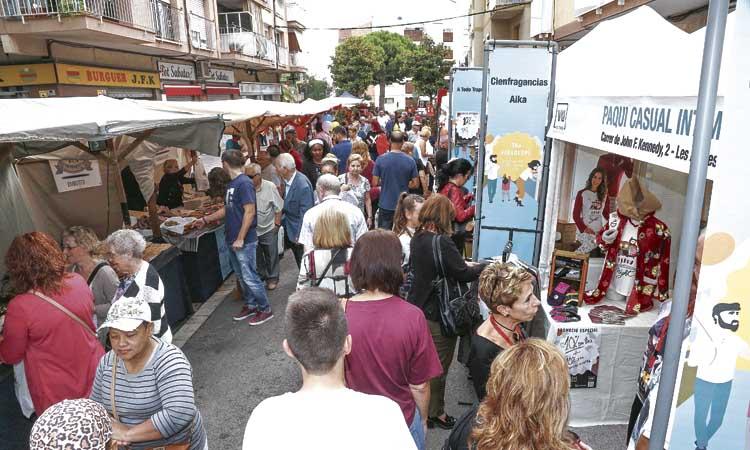 Més d'un milió i mig d'euros per reactivar l'economia de Sant Joan