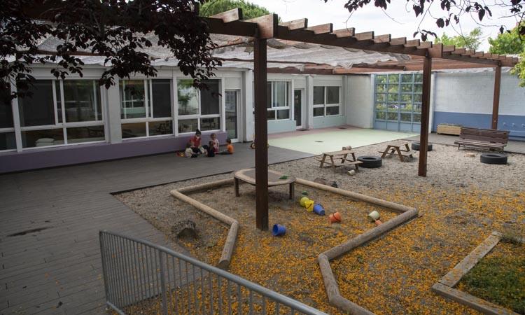 La segona escola bressol de Sant Just, més a prop
