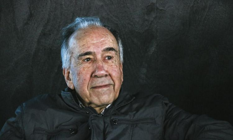 Amics i artistes homenatgen Joan Margarit pel Cervantes