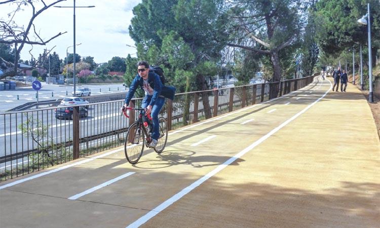 Més bicicleta: injecció econòmica per ampliar els carrils bici