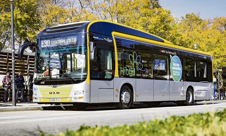 Es posen en marxa noves línies de bus a Sant Just per millorar la mobilitat