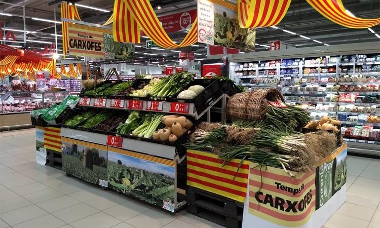 La Cooperativa del Prat ven els seus productes a Esplugues