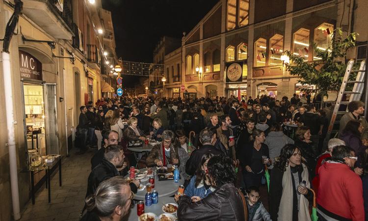 La 'Nit de Sant Just al carrer' es farà el 23 de novembre