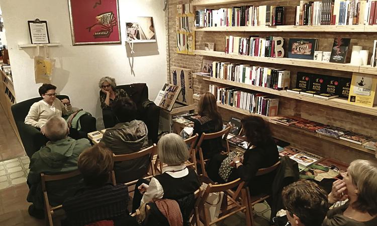 El novè Novembre Literari de Sant Just s'escriu en femení