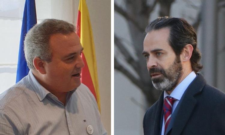 Pere Clota i Antoni Molons, a la direcció de Junts al Baix Llobregat