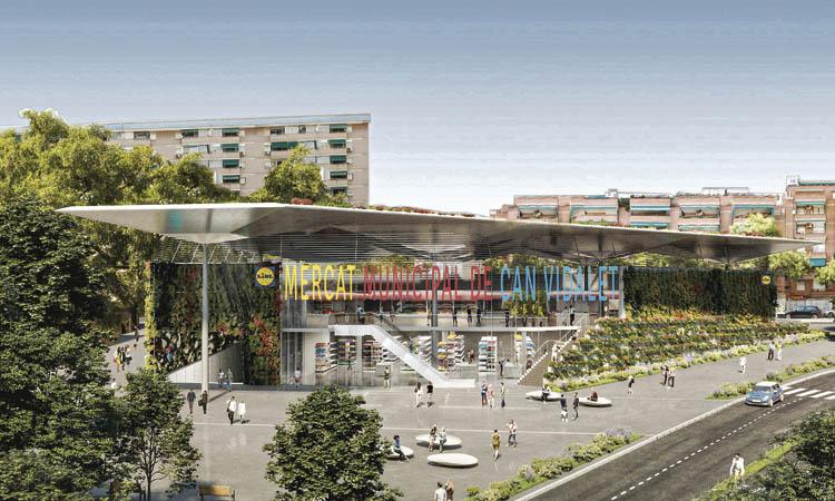 Polèmica pels horaris del mercat entre l'Ajuntament d'Esplugues i els paradistes