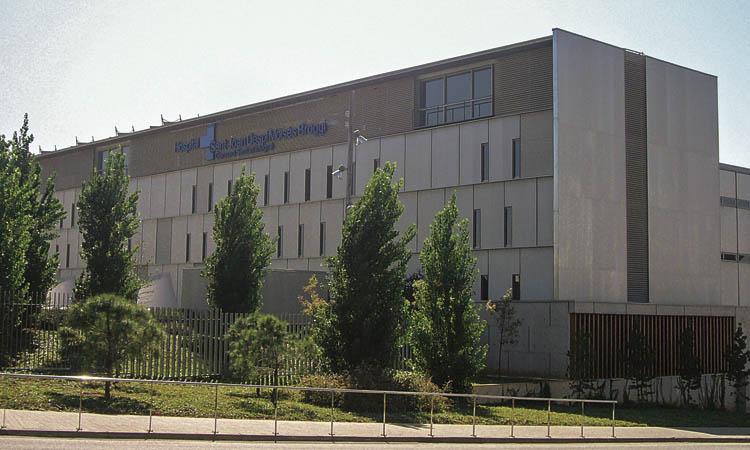 L'Hospital Moisès Broggi es recupera de l'atac informàtic