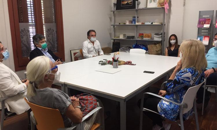 La Fundació Carme Chacón instal·la la seu a Vil·la Pepita d'Esplugues