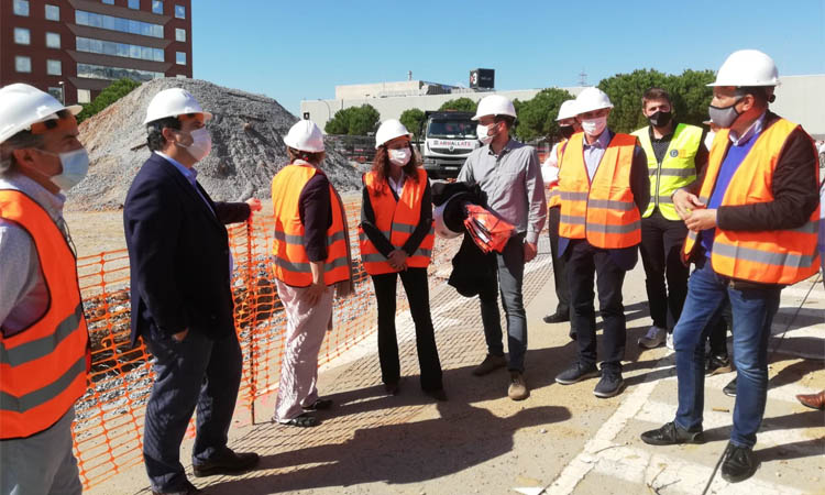 L'edifici annex de l'Hospital Moisès Broggi tindrà 84 llits nous