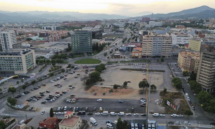 Llum verda a la construcció de 2.000 pisos a la Montesa
