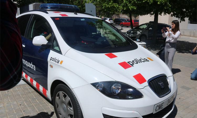 Dos detinguts per un robatori violent a Sant Joan Despí