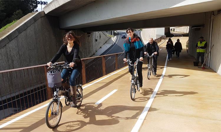 Més de 3,25 milions d'euros de l'AMB per impulsar la mobilitat sostenible