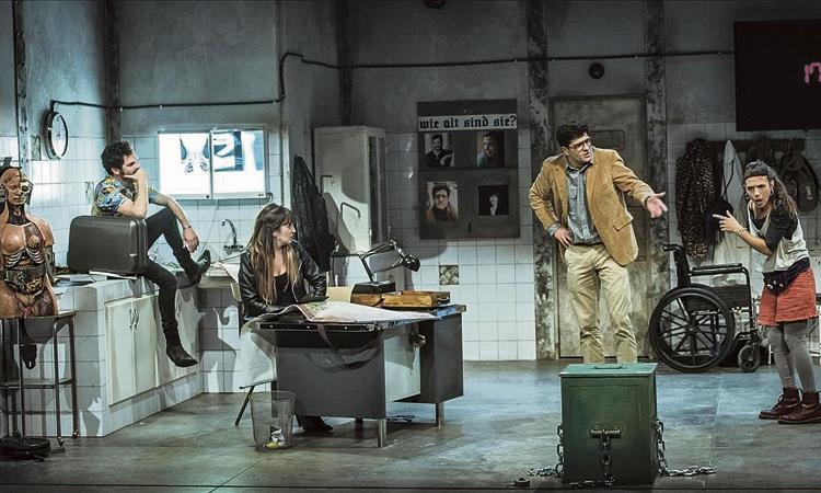 Un 'escape room' amb Joel Joan al Teatre de l'Ateneu de Cerdanyola