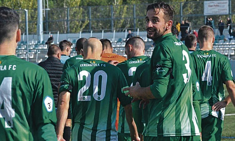 Gran cita per acabar l'any: el Cerdanyola FC visita la Pobla
